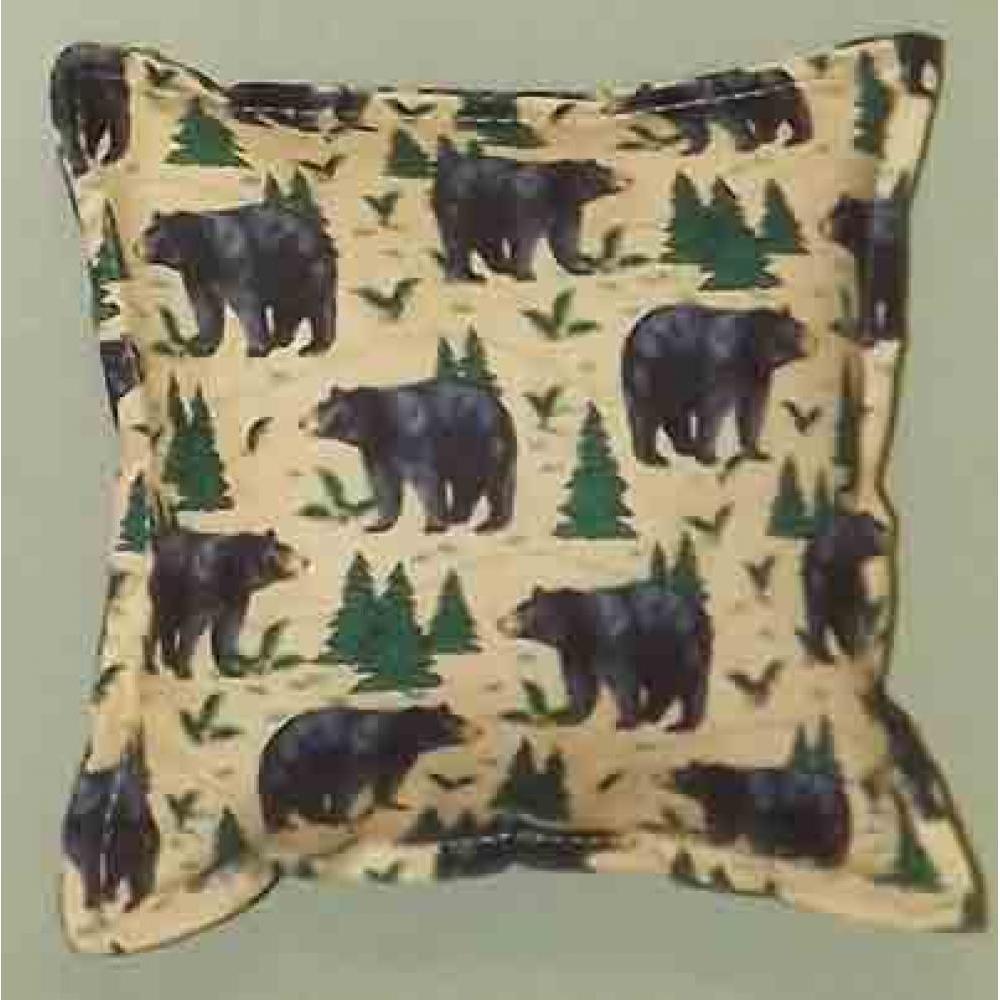 Balsam Pillow 6 x 6in - Bear