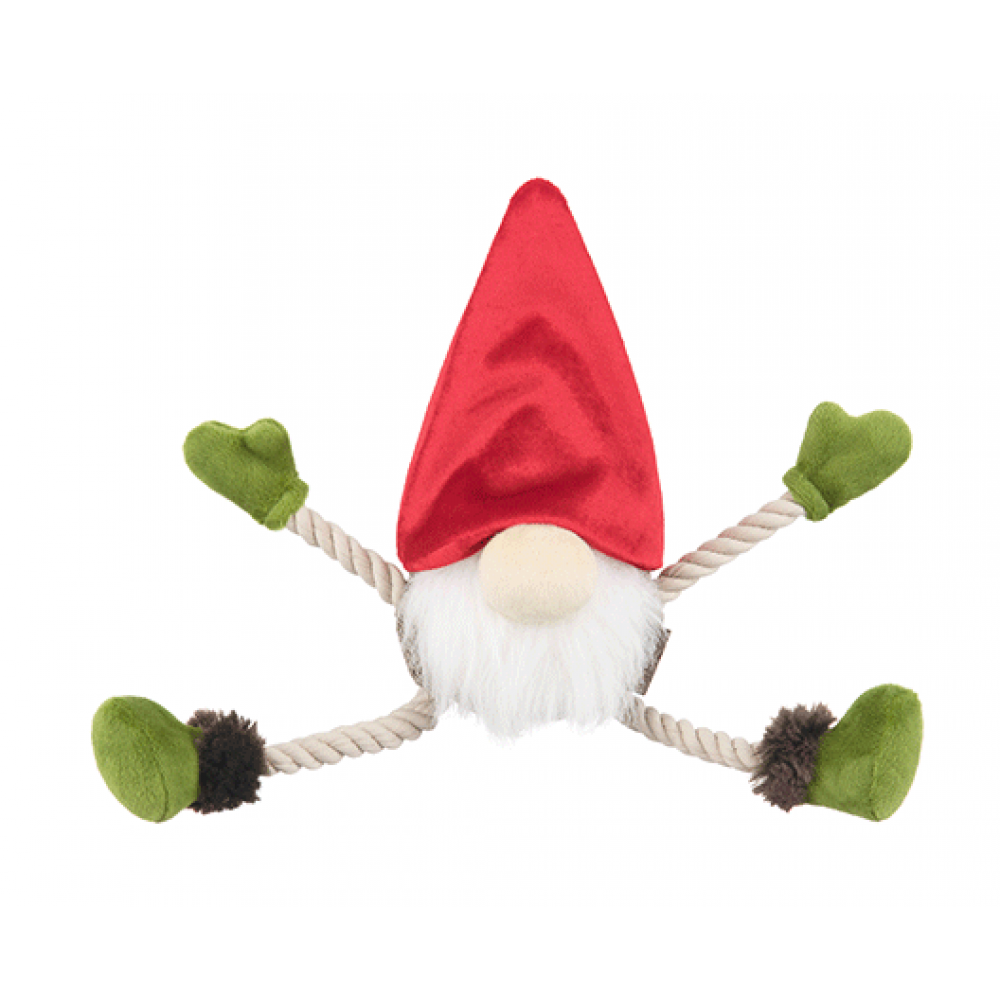 Pet Toy Plush Mythical Collection - Gnome