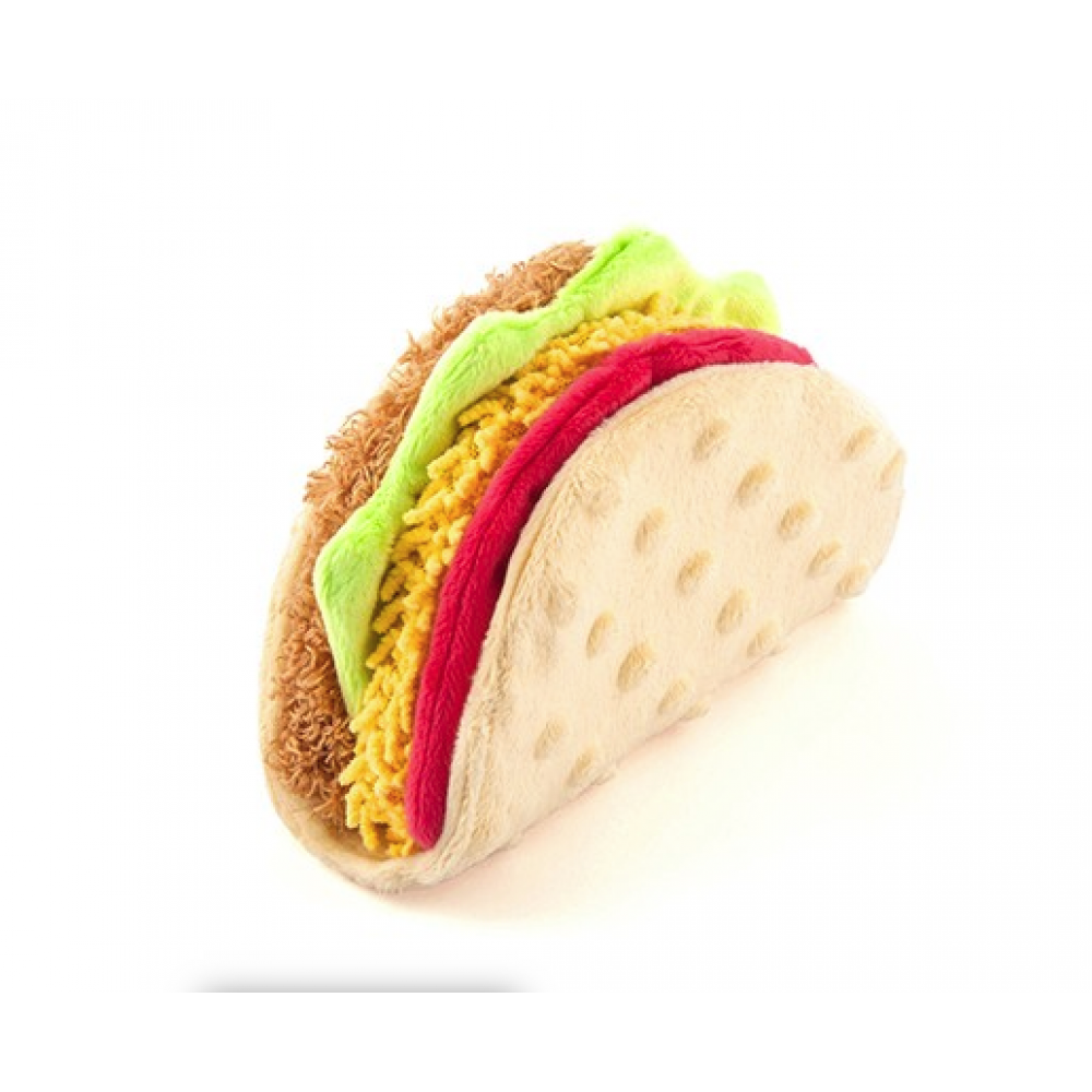 Pet Toy Plush International Classic Collection - Taco