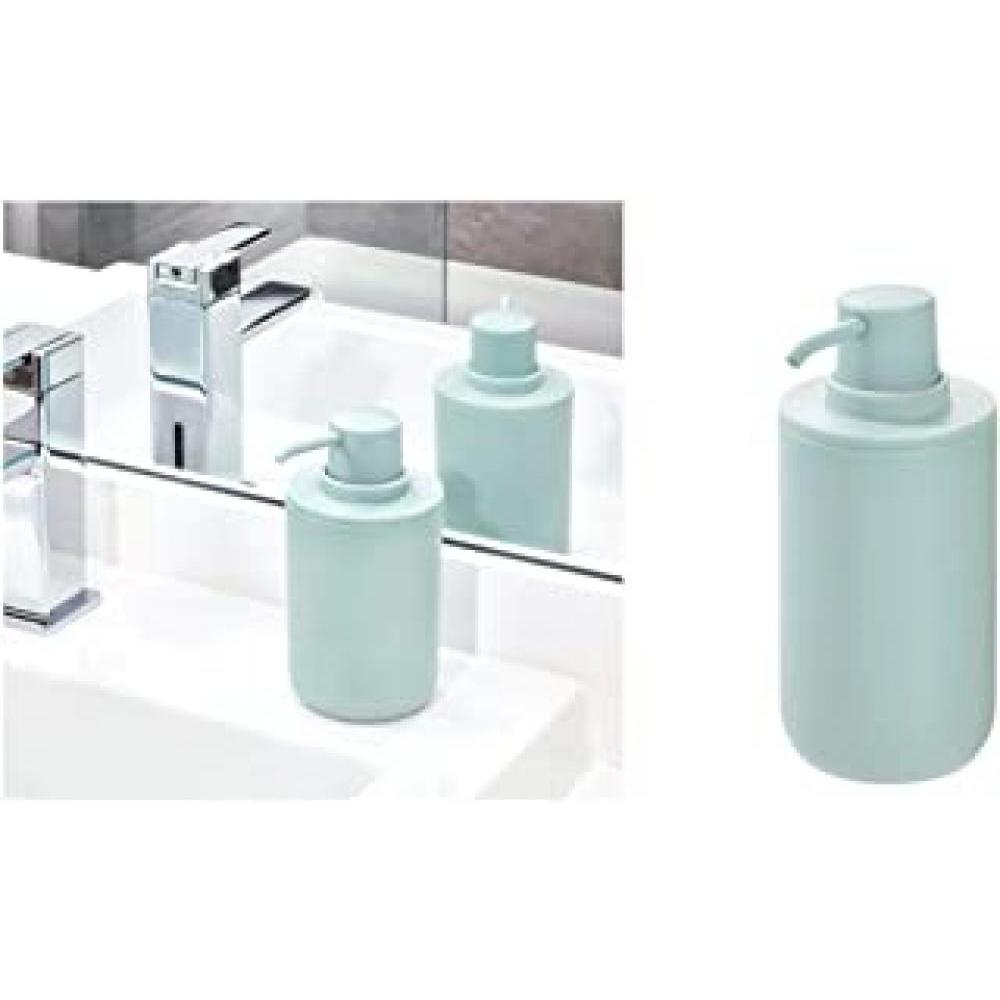 cade soap pump matte soft aqua