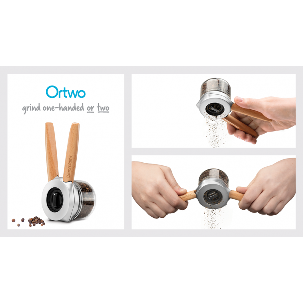Ortwo Spice Mill