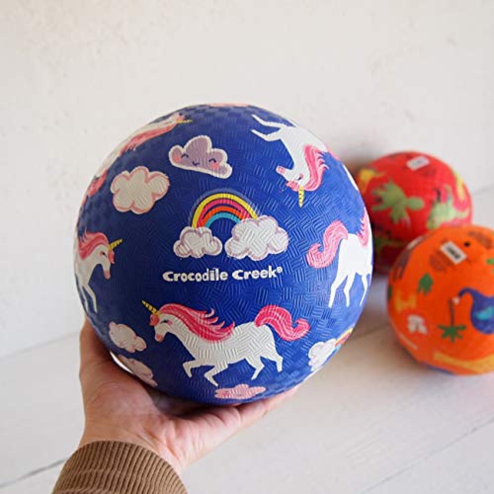 Playground Ball 5in Unicorn