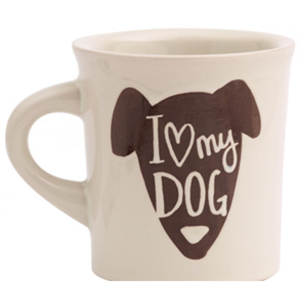 Mug Cuppa This I love my Dog