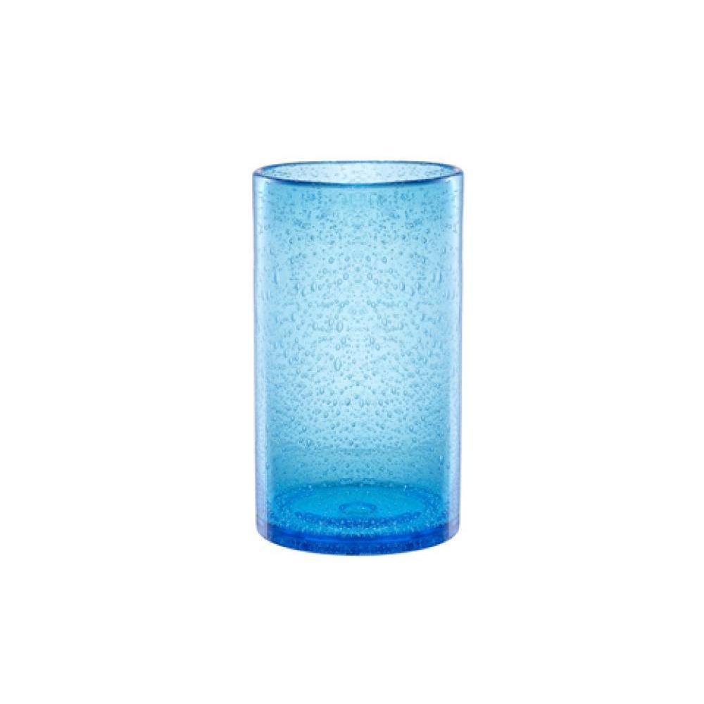 Iris highball 17 oz turquoise
