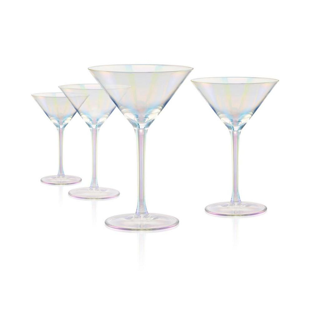 Luster martini clear 8 oz