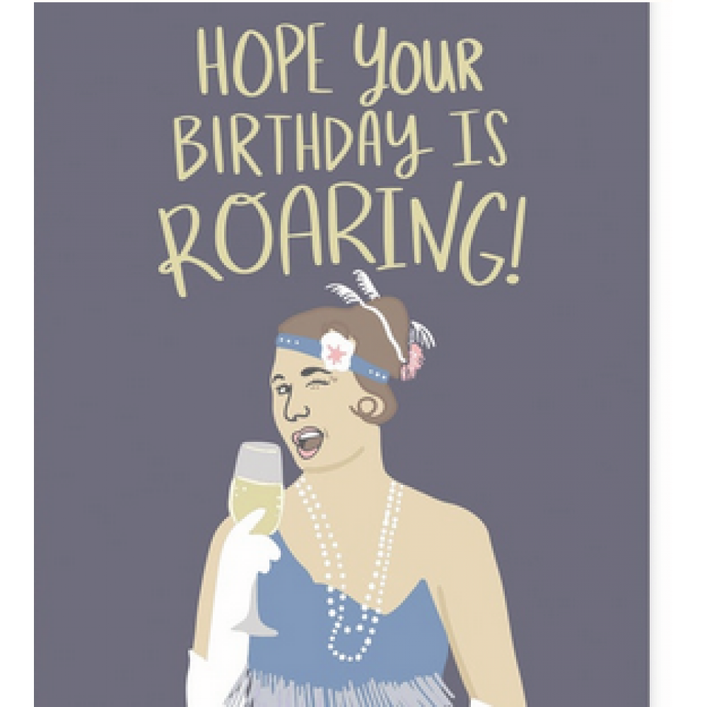 Birthday - Roaring