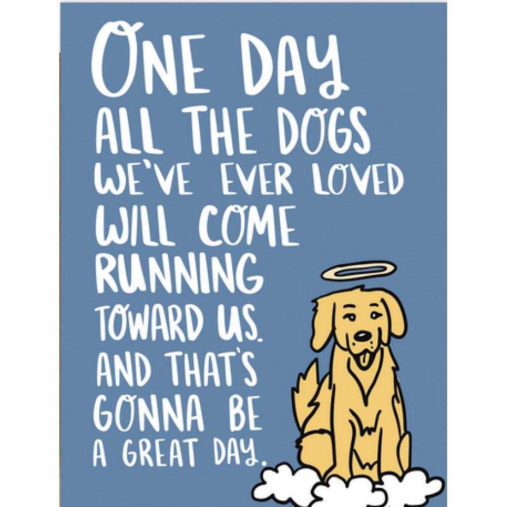 Pet Sympathy - One Day Dog