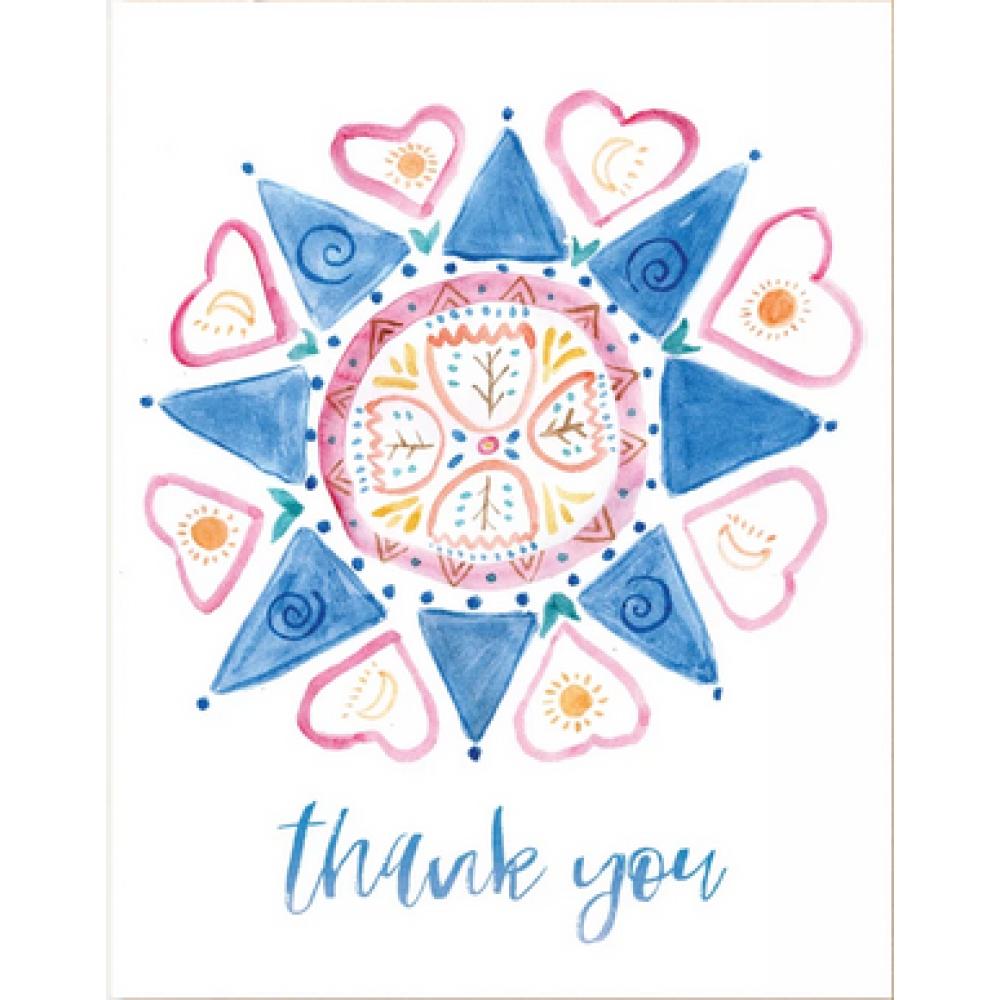 Thank You - Mandala