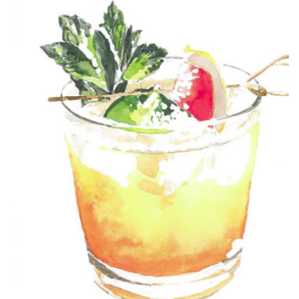 Any Occasion - Mai Tai