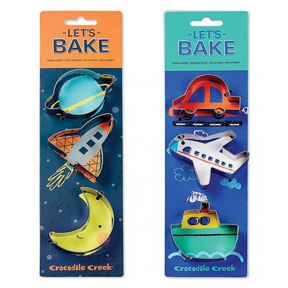 Cookie Cutters Space
