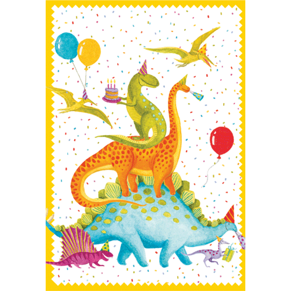 Birthday - Dinosaur