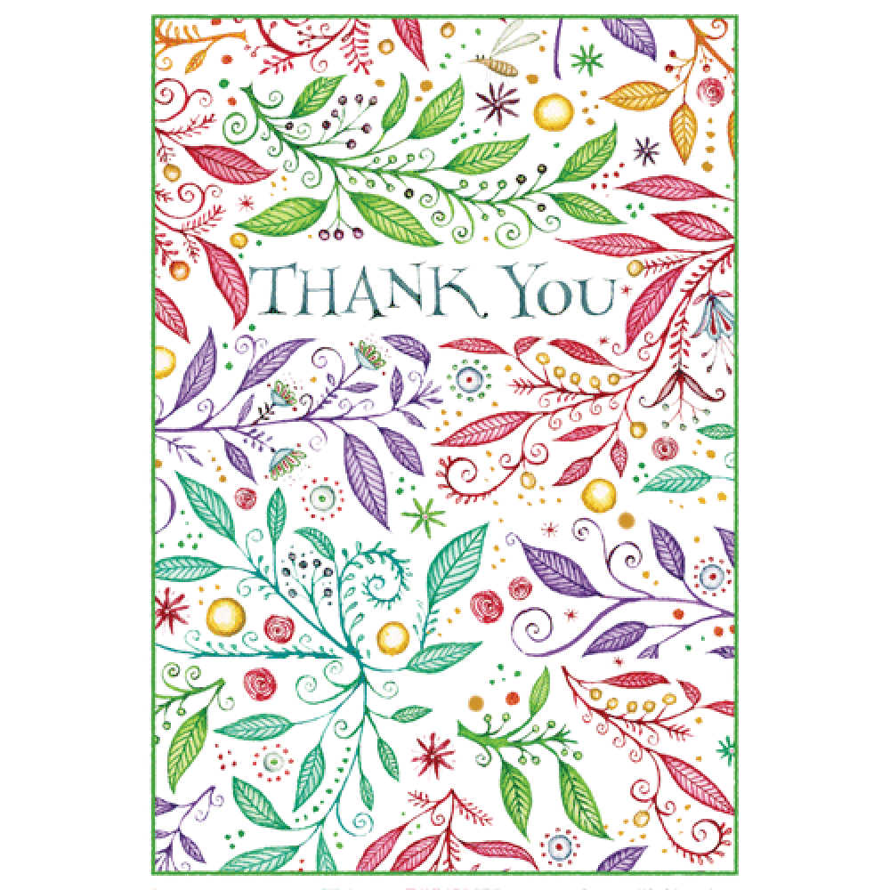 Thank You - Illustrated Thank You