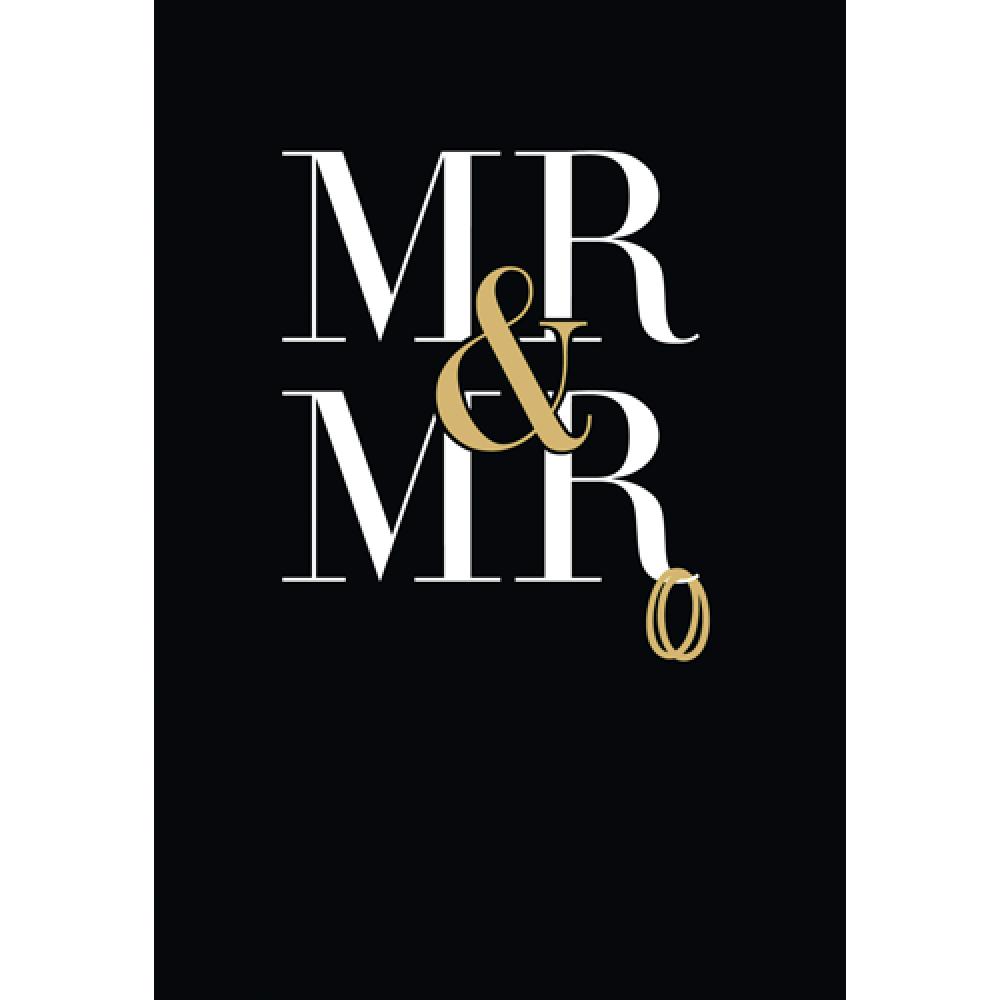 Wedding - Mr and Mr