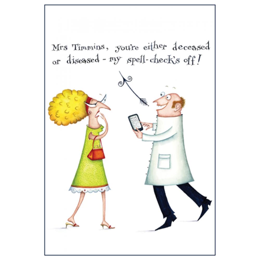 Get Well - Mrs Timmins