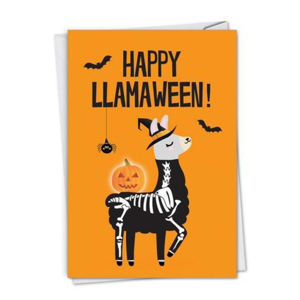 Halloween - Llamaween