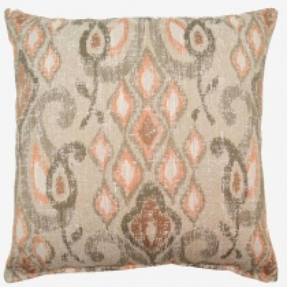 Gilda Blush Pillow 17in x 17in