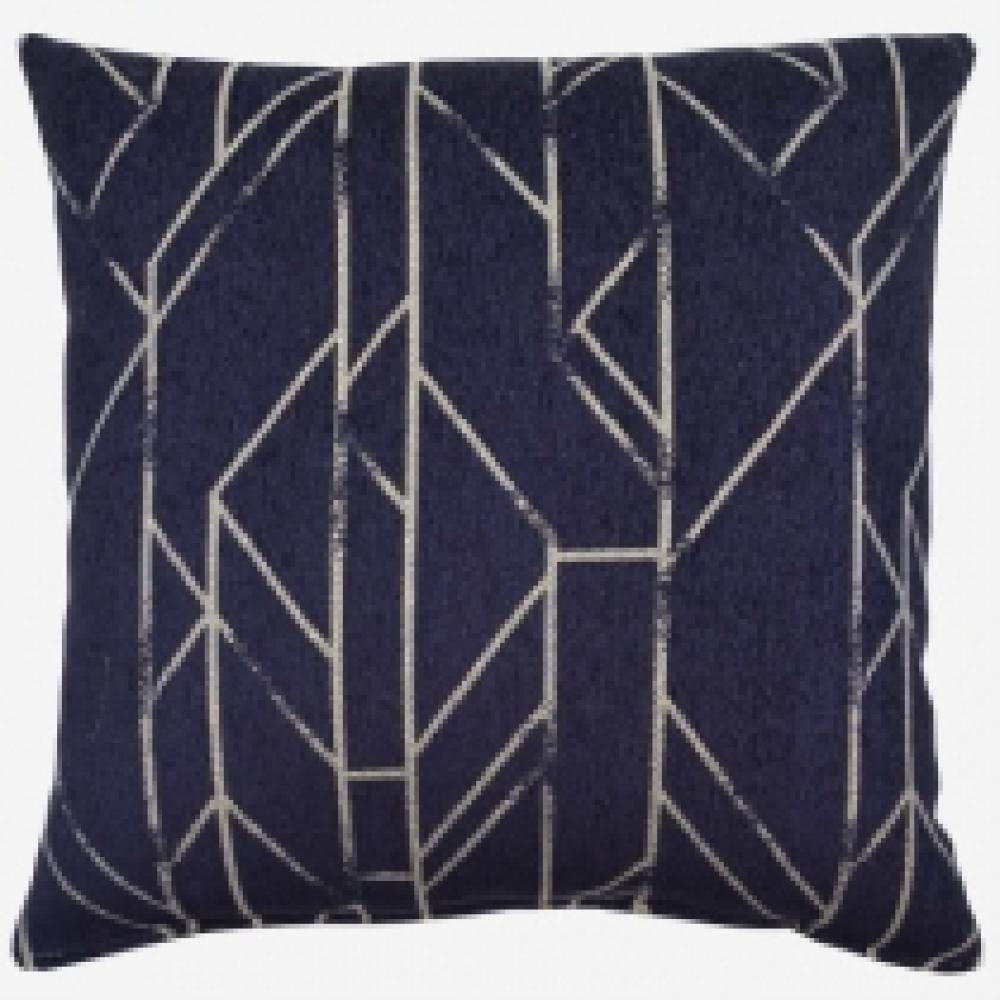 Taya Midnight Pillow 17in x 17in