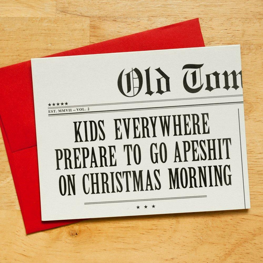 Christmas Card - Kids Everywhere