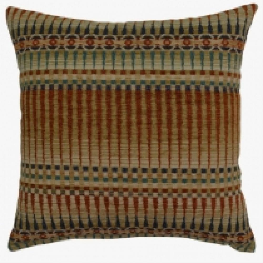 Chalet Lodge Floor Pillow 26in x 26in