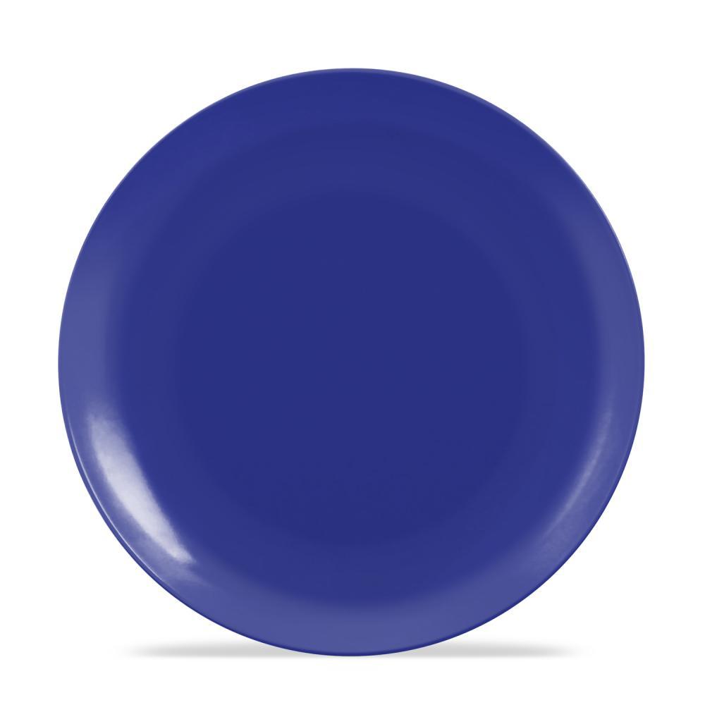 Melamine Plate - Cadence Cobalt