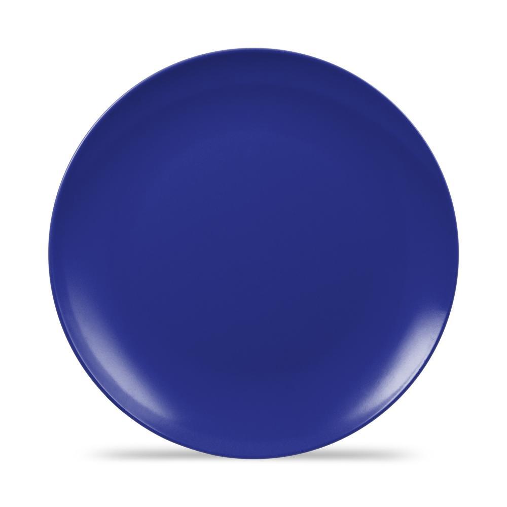 Melamine - Salad Plate 9in Cadence Cobalt Blue