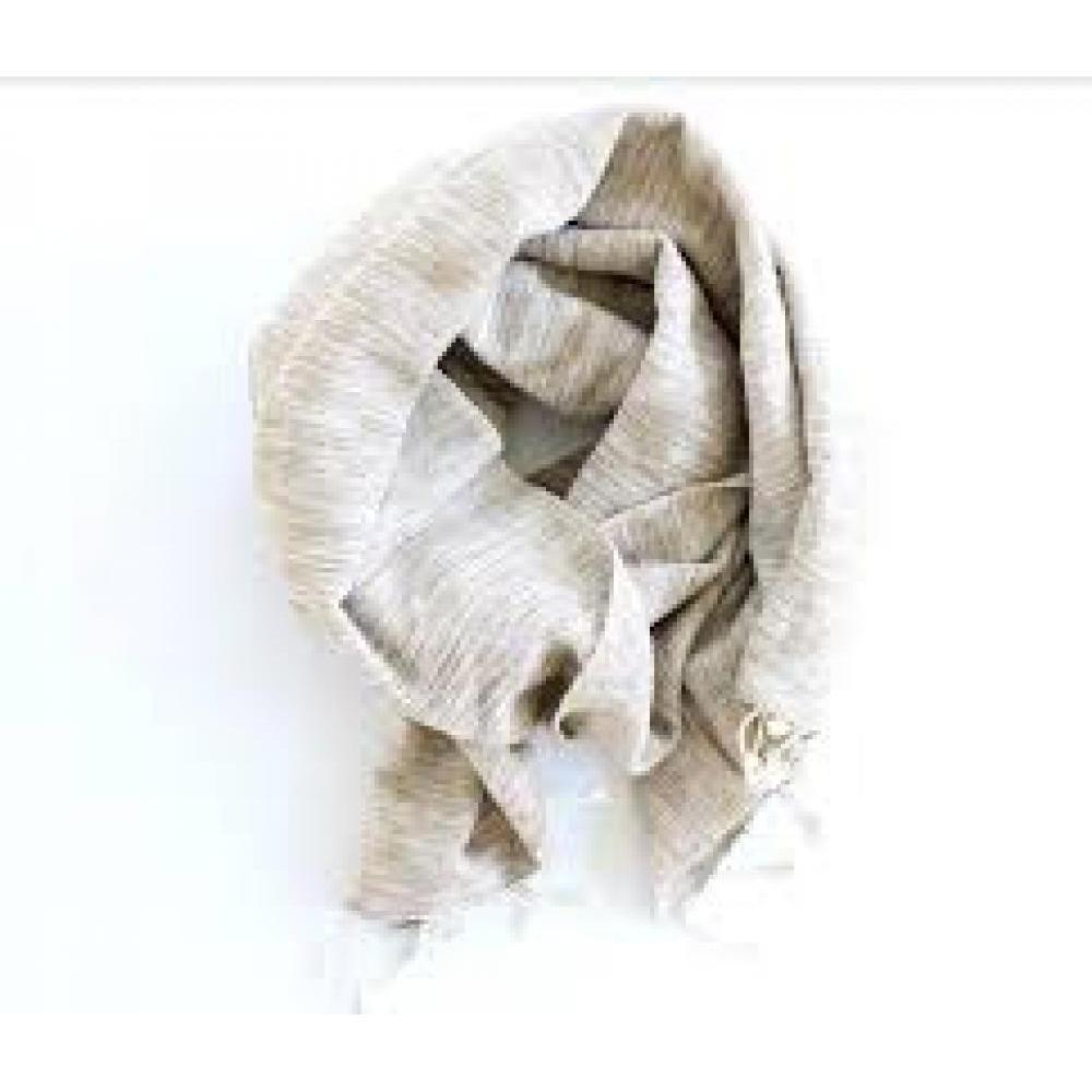 shawl lobuche yak beige
