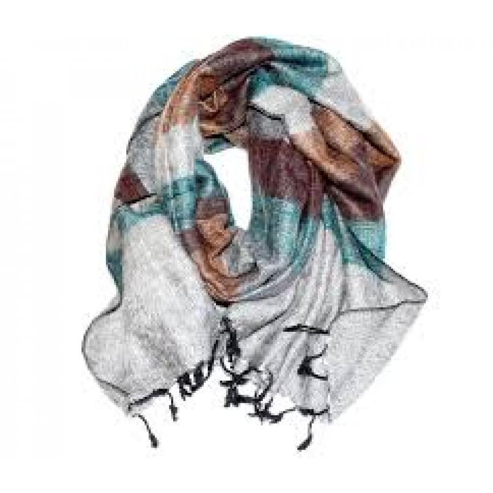 shawl lobuche yak stripe