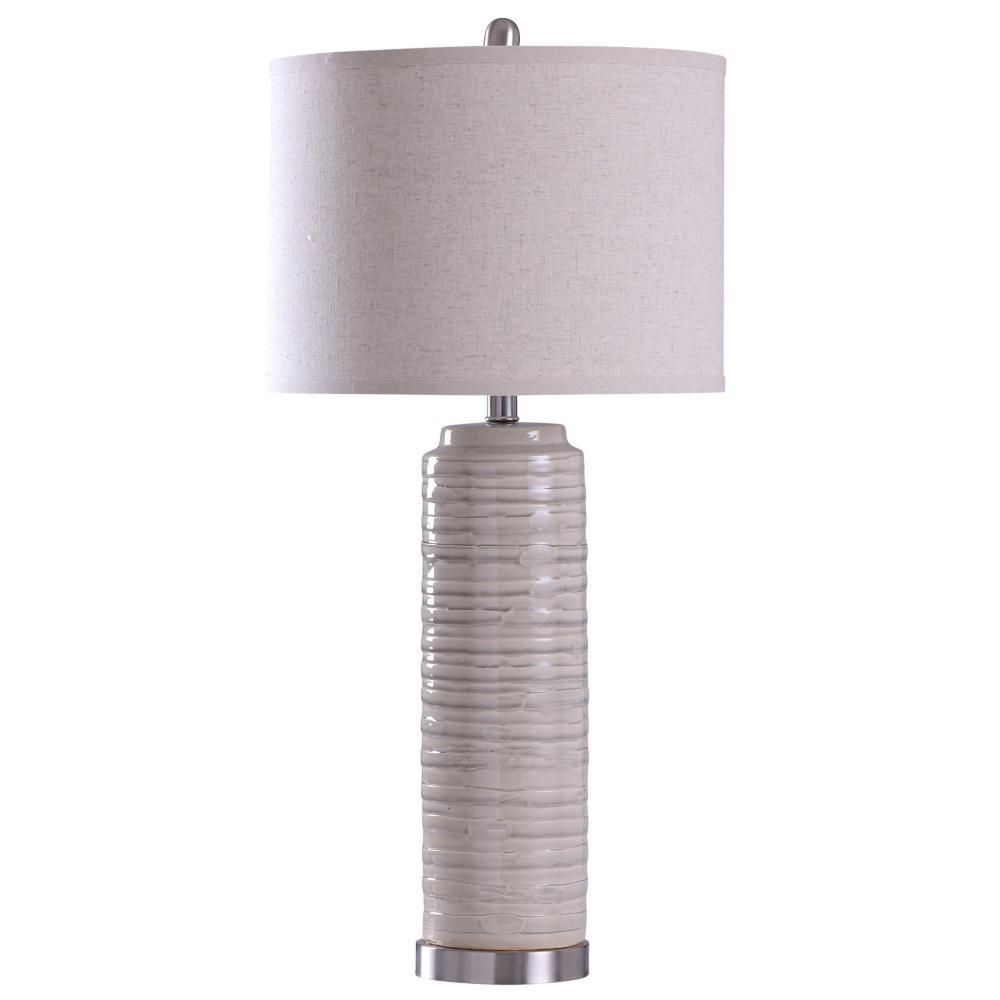 Anastasia Glazed Table Lamp