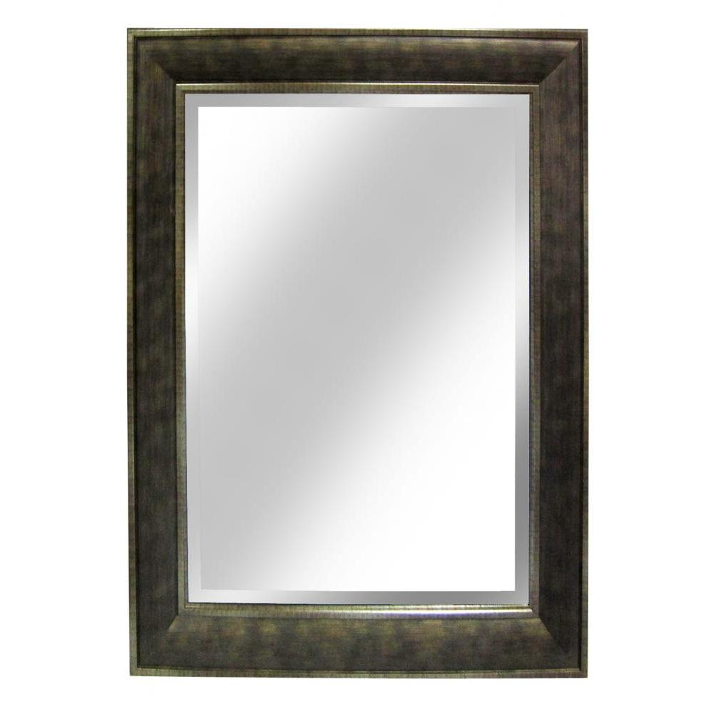 Mirror Rectangle Beveled 37x31 AKA FL0212