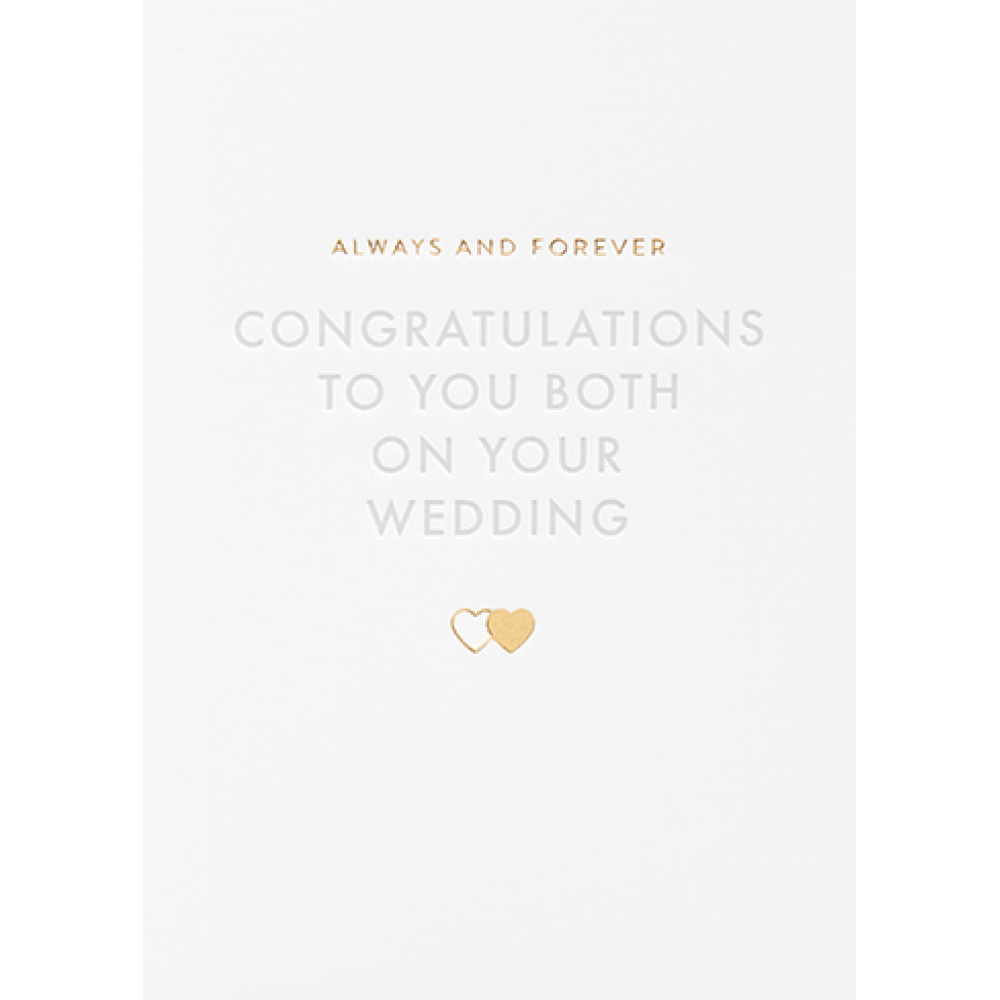 Wedding - Always and Forever