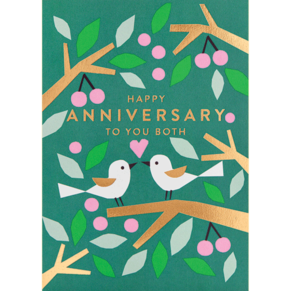Anniversary - To you both
