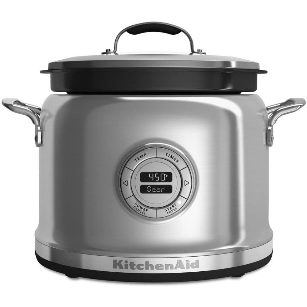 MULTI-COOKER Stainless Steel
