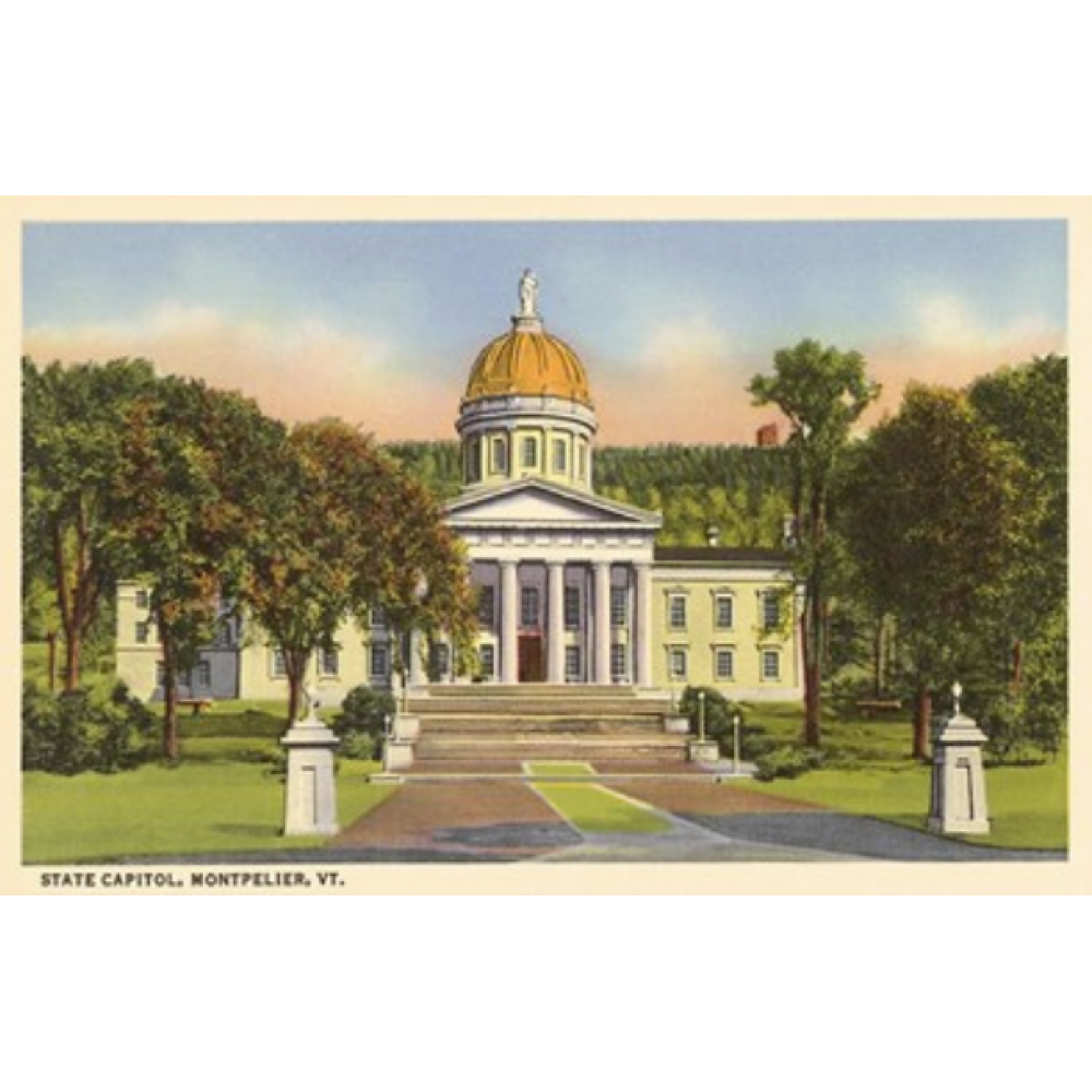 Any Occasion - State Capital, Montpelier