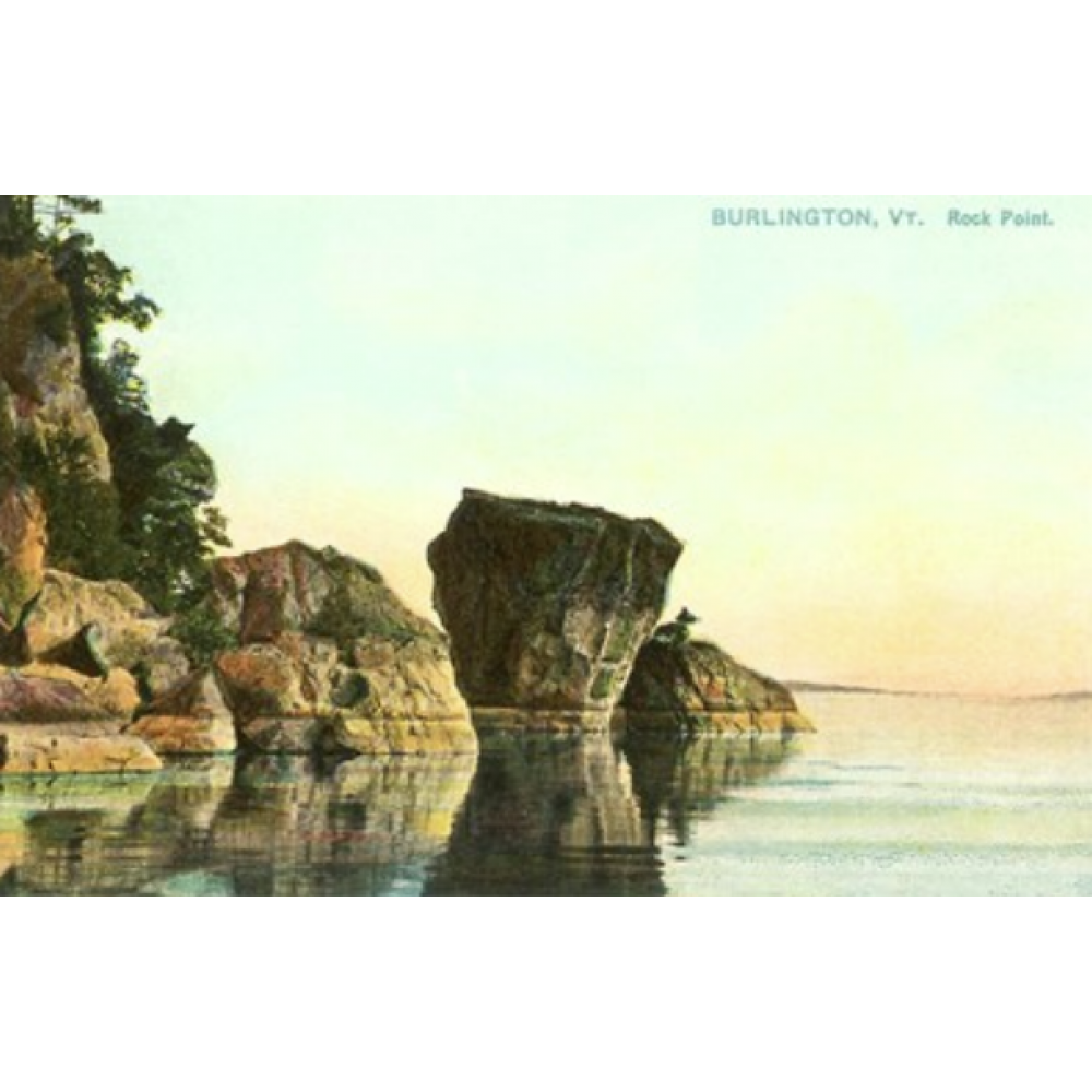 Any Occasion - Rock Point, Lake Champlain Burlington