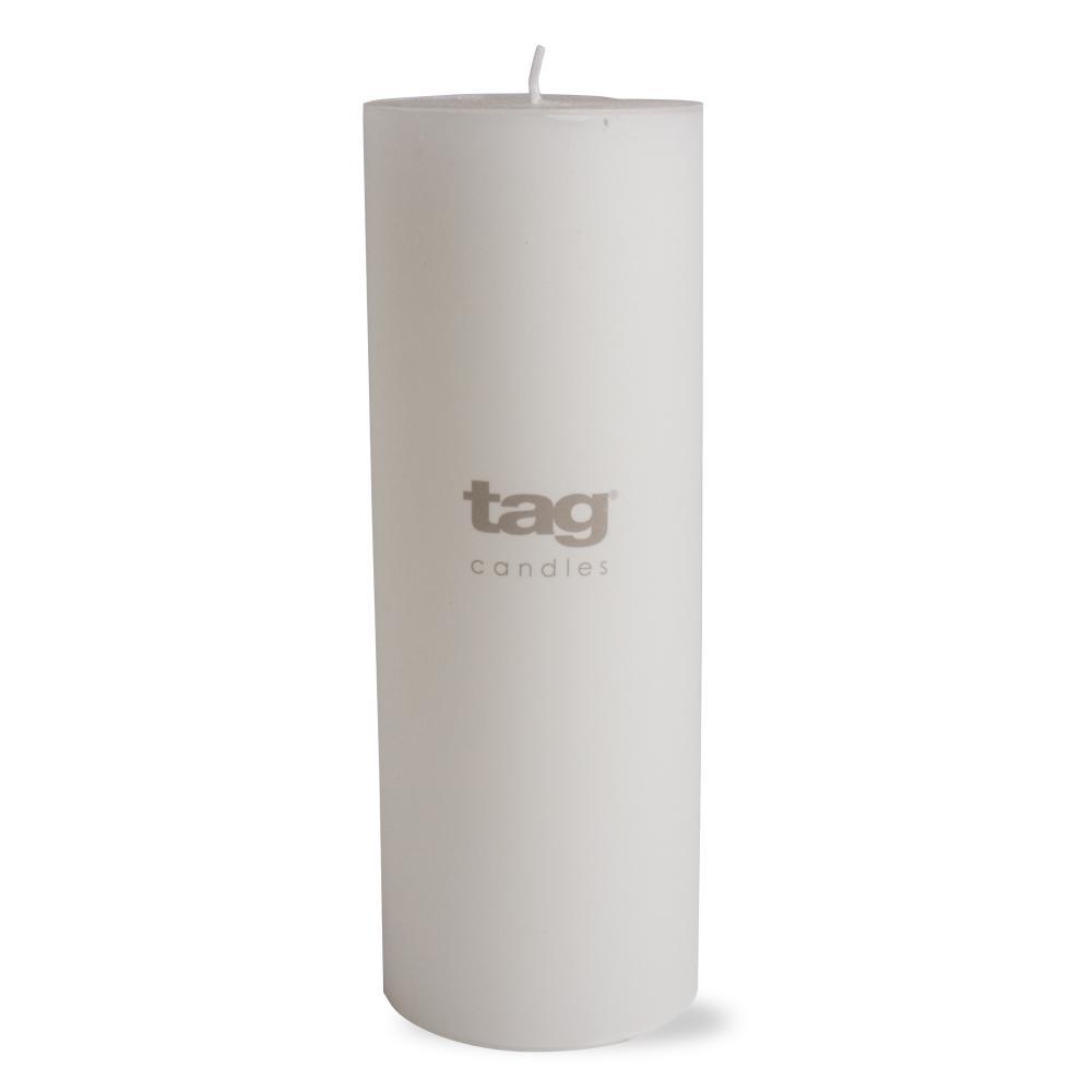 Pillar Candle White 3x8