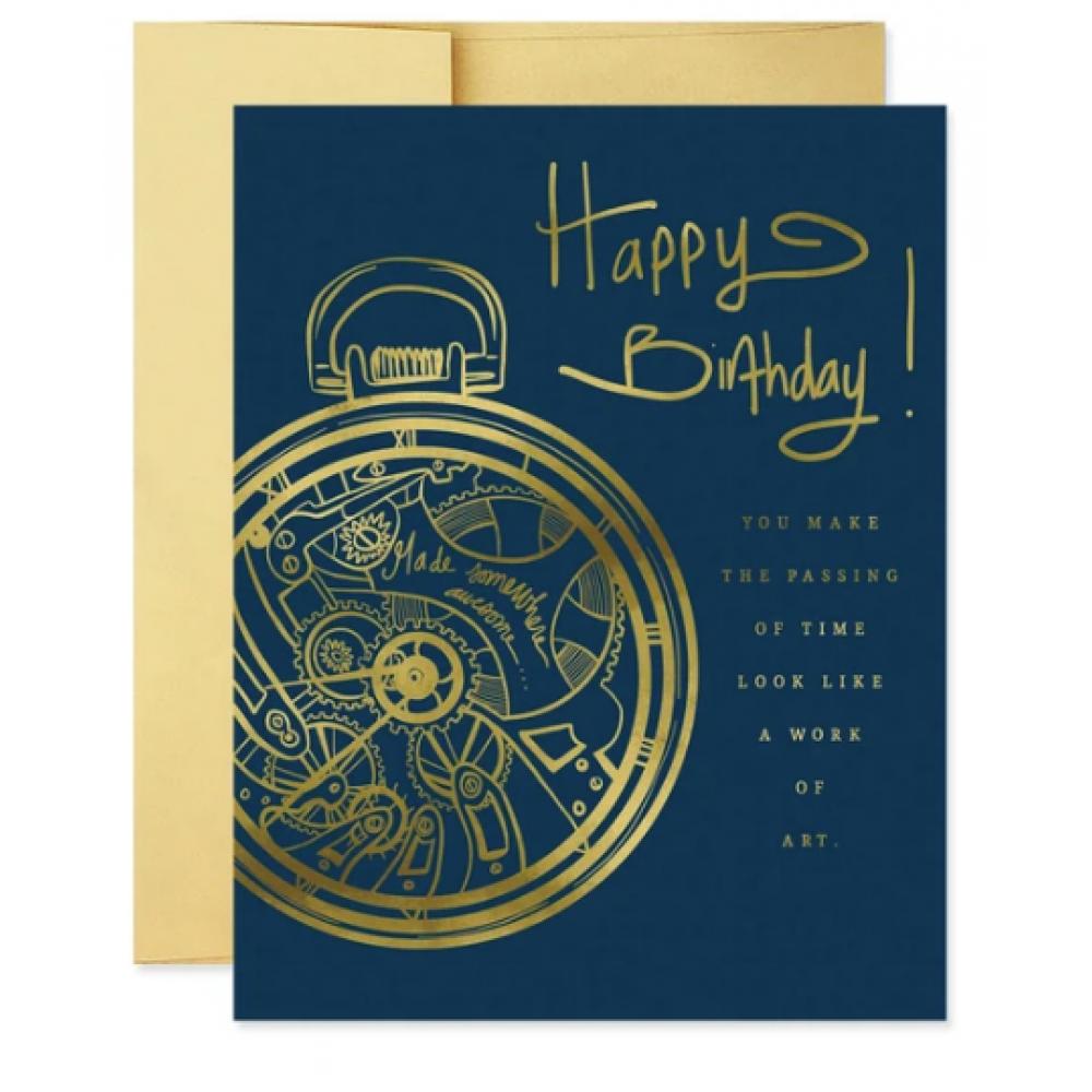 Birthday - Pocket Watch