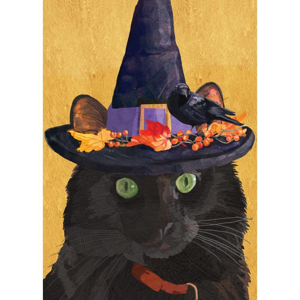 Halloween - Witch Cat