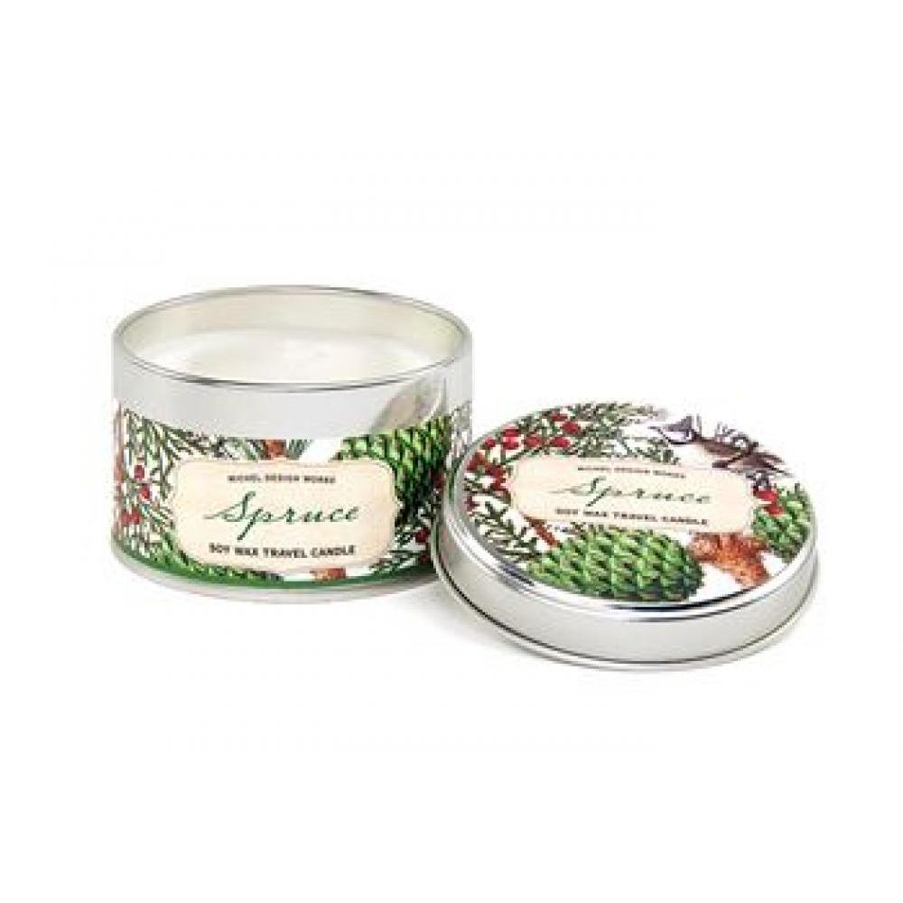 Candle - Spruce Travel