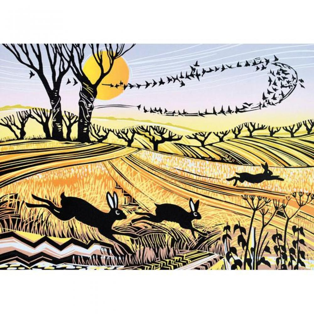 Any Occasion - Starlings and Hares