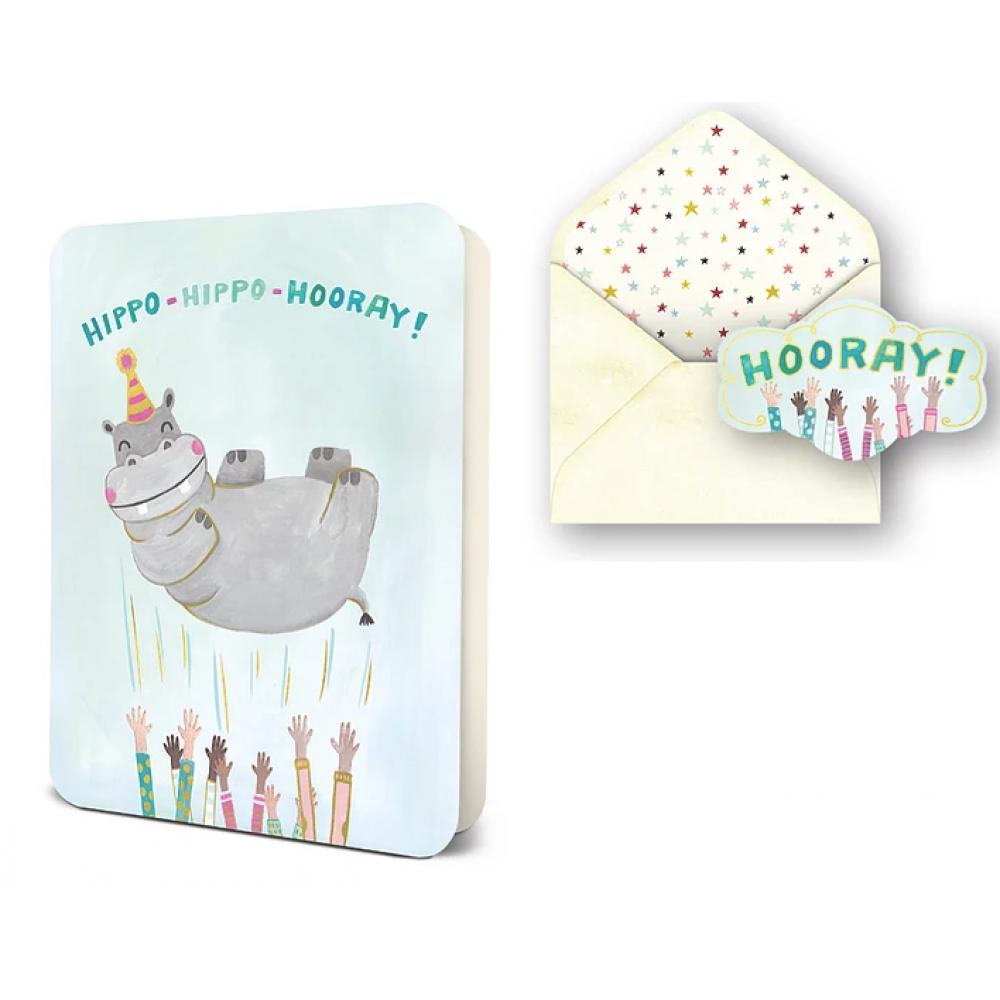 Birthday - Deluxe Card Set - Hippo Hippo