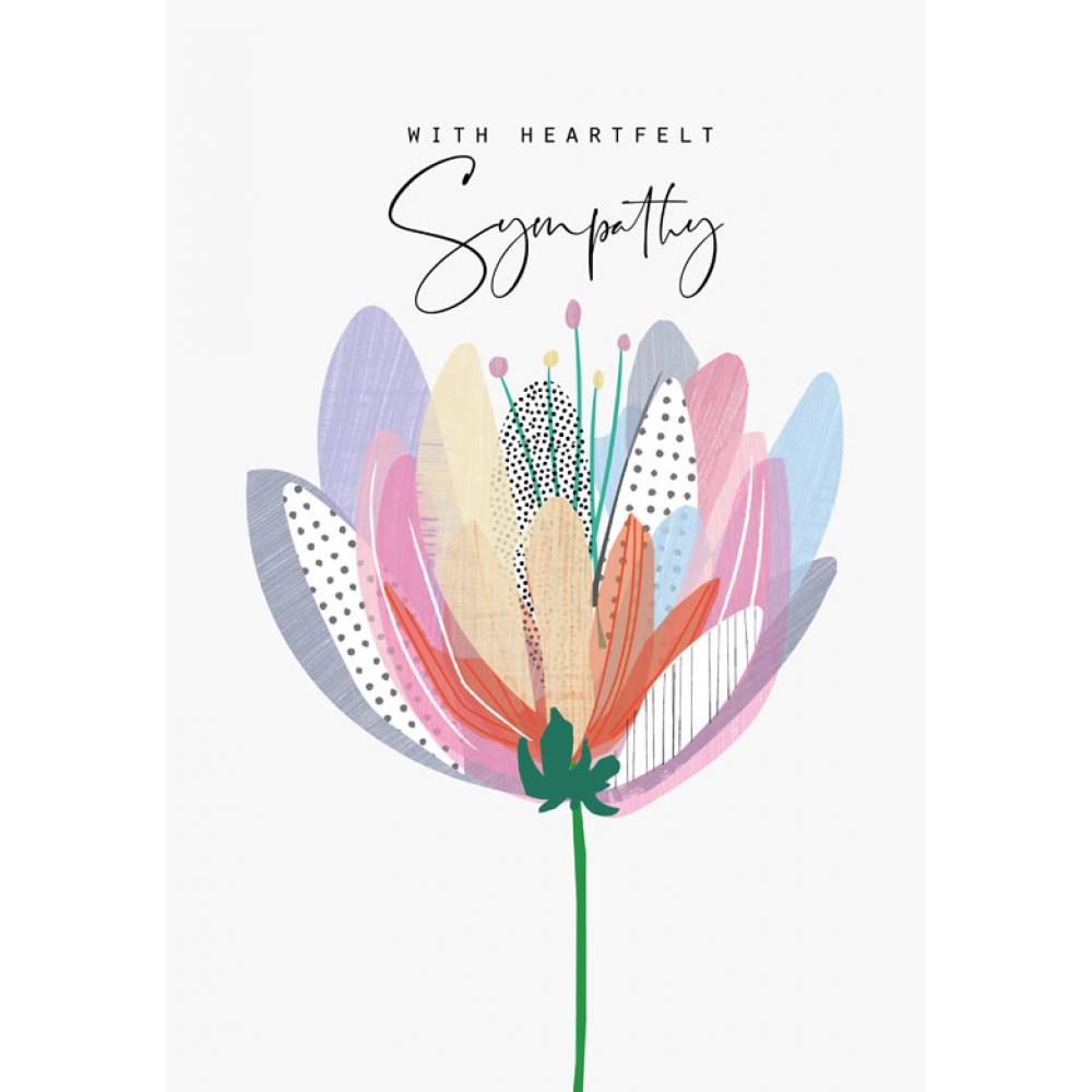 Sympathy - Flower