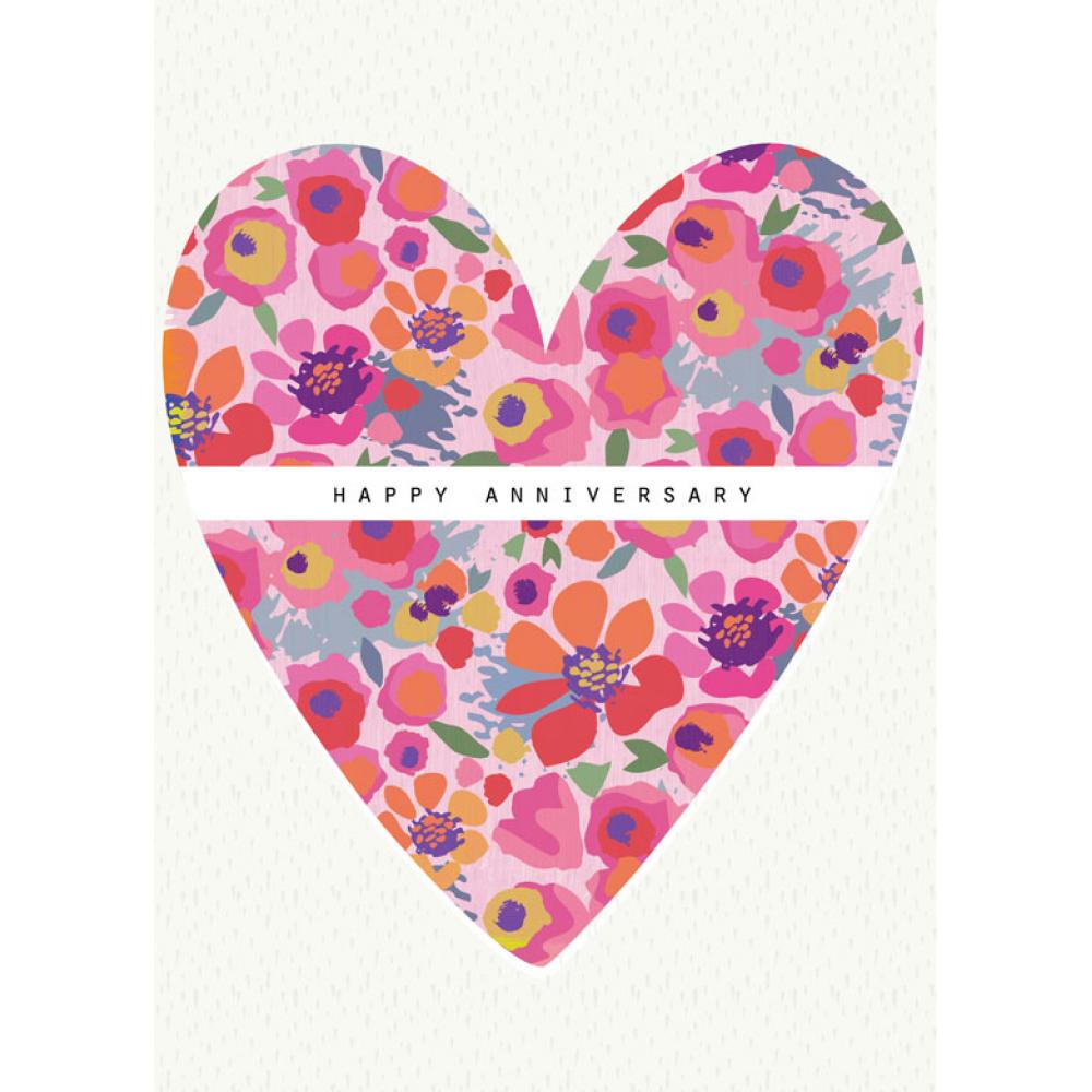 Anniversary - Flow Heart