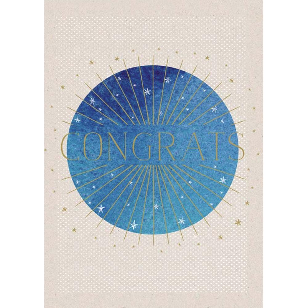 Congratulations - Shining Star