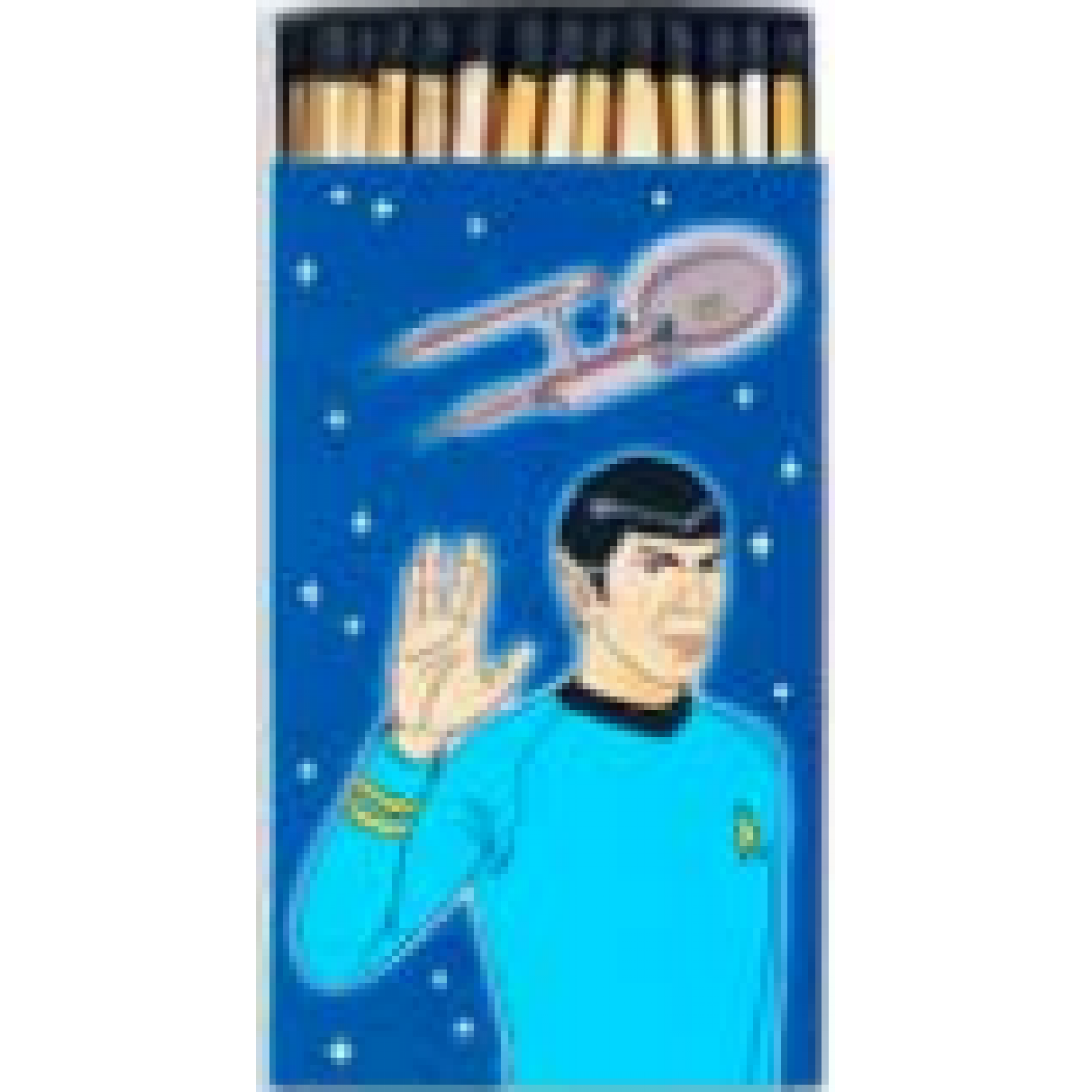 Matches - Spock