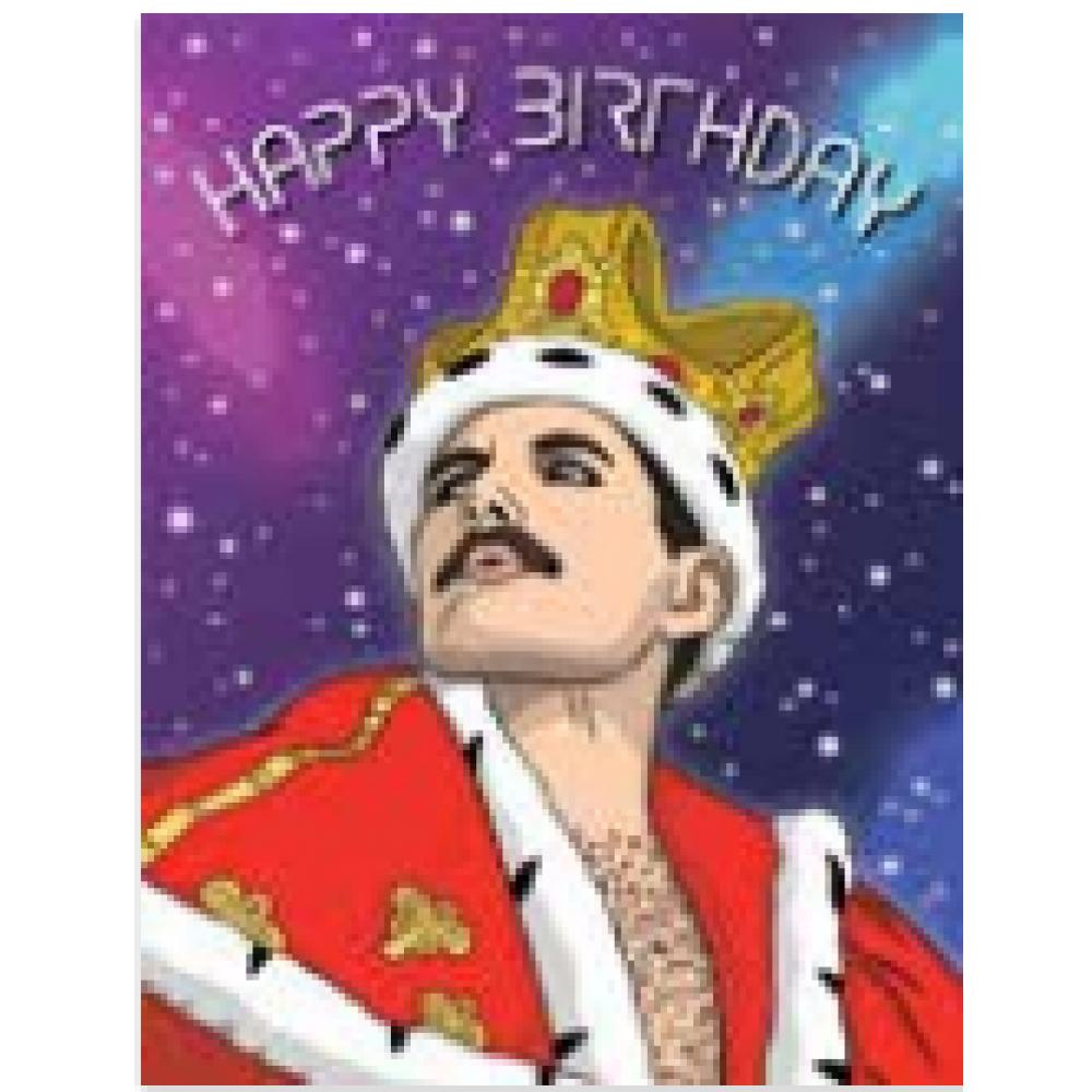 Birthday - Freddie Mercury