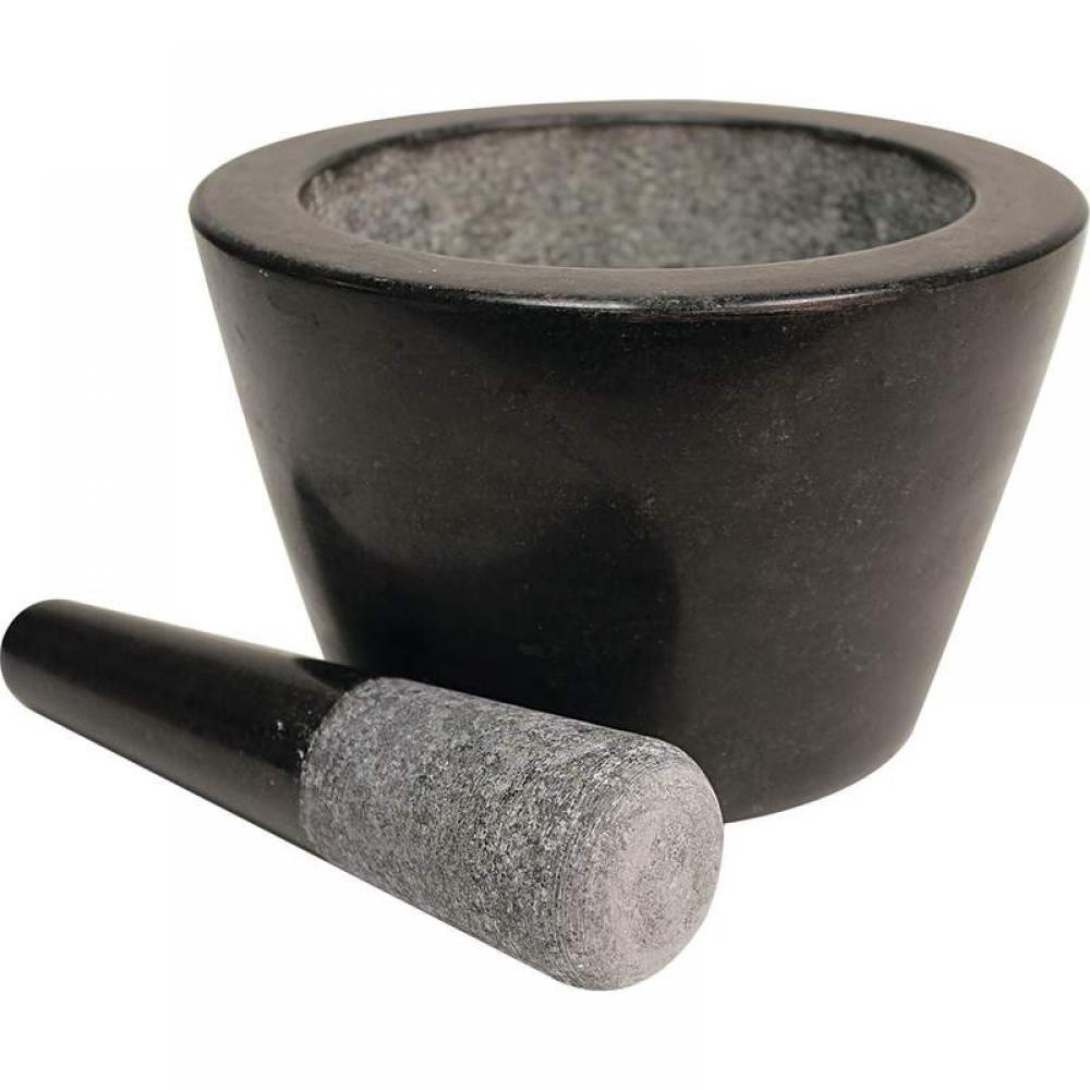 Mortar and Pestle Granite 8in Deep