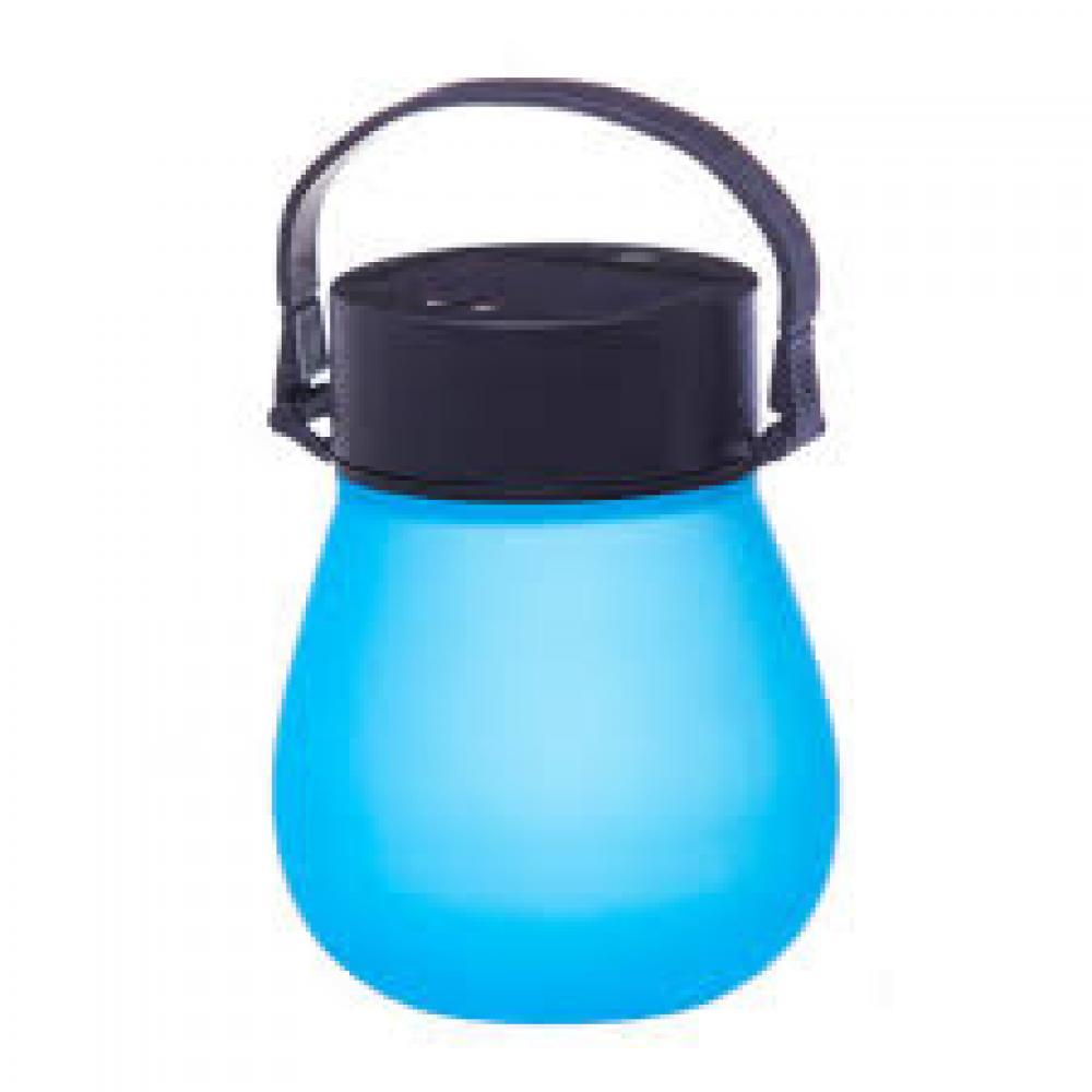 Solar Lantern Firefly Blue