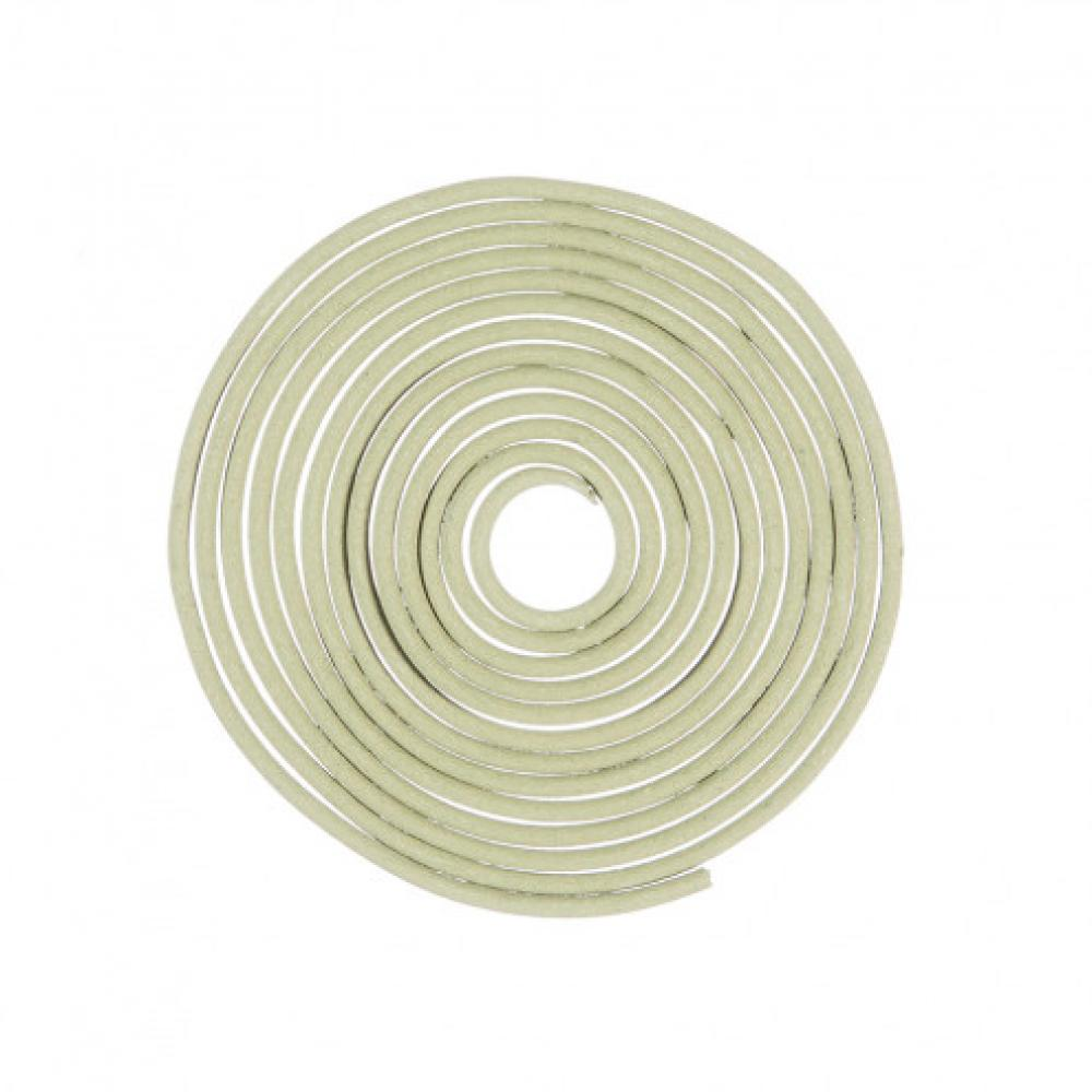Citronella ZFence 5in diameter Spiral Refill Green 4 Pcs