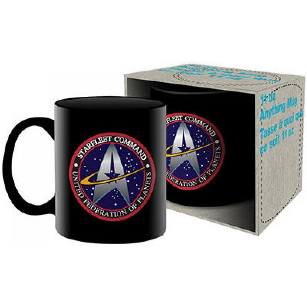 11oz Boxed Mug Star Trek Starfleet