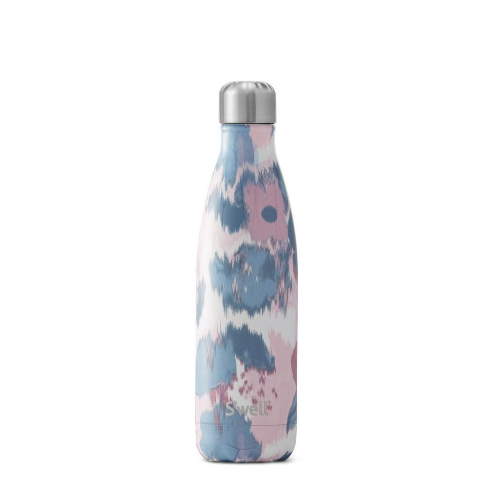 Classic - Watercolor Lilies 17 Oz